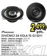 Zvučnici Za Kola Ts-G1321I