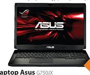 Laptop G750JX