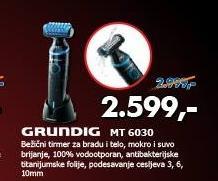 Trimer MT 6030