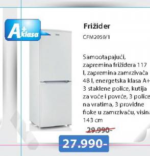 Frižider CFM2050/1