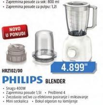 Blender HR 2102/00