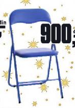 Sklopiva stolica Thomas, plava