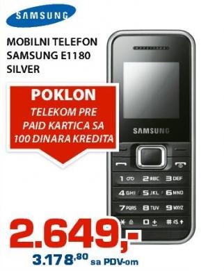 Mobilni Telefon E1180