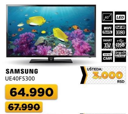 "Televizor LED 40"" Ue40f5300"