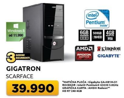 Desktop računar Scarface
