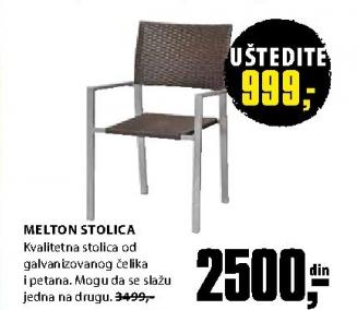 MELTON STOLICA