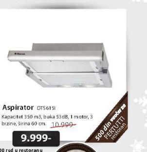 Aspirator Ots615I