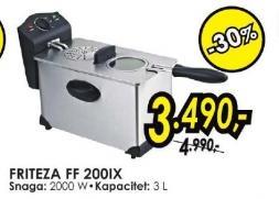 Friteza FF200IX