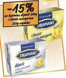 Dijamant margarin
