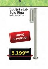 Spoljni stub Eglo Riga