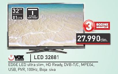 "Televizor LED 32"" 32881"