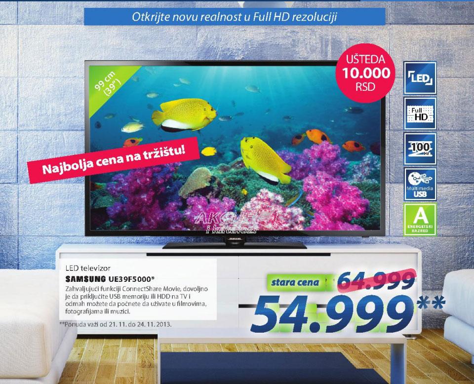 Televizor UE39F5000