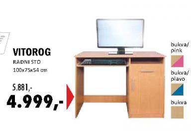 Radni sto Vitorog