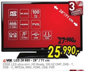 Televizor LED LCD 28 880