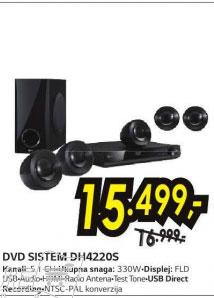 DVD sistem DH4220S
