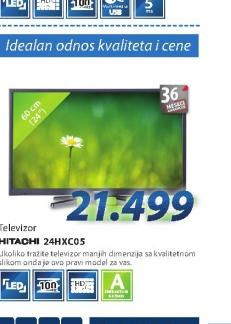 Televizor 24HXC05