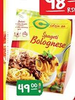 Začin za špagete bolonjeze
