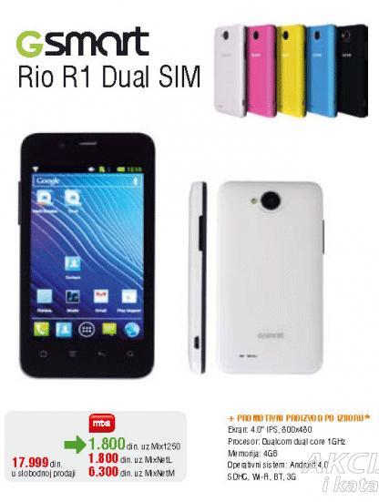 Rio R1 Dual SIM
