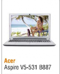 Laptop Aspire V5-531 B887