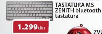 Tastatura Zehith bluetooth MS