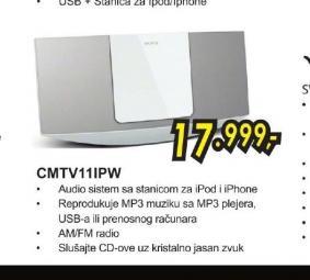 Mini linija CMT-V11IPW