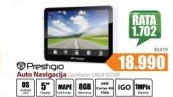 Auto navigacija GeoVision 5850 HDDVR Full Europe