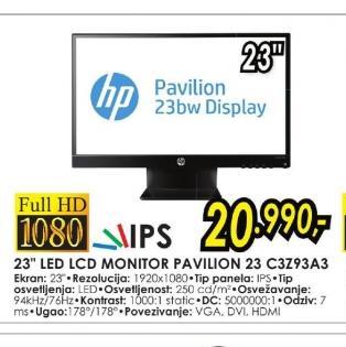 Monitor Pavilion 23 C3Z93A3