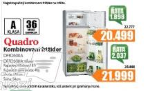 Kombinovani frižider  DFR2600A silver