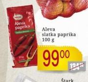 Paprika mlevena slatka