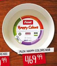 Fest pleh Happy Colors N30