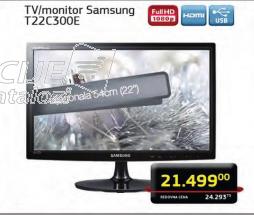 TV monitor T22C300E