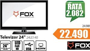 """Televizor TV 24"""" LED 24LE140"""