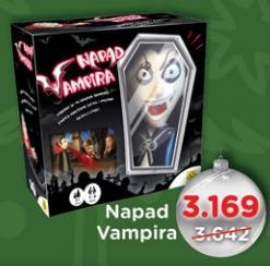 Napad Vampira Igra