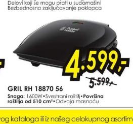 Gril RH 18870-56