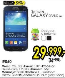 Mobilni telefon i9060 Galaxy Grand Neo