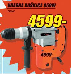 Električna Udarna Bušilica 850W