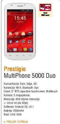 MultiPhone 5000 DUO