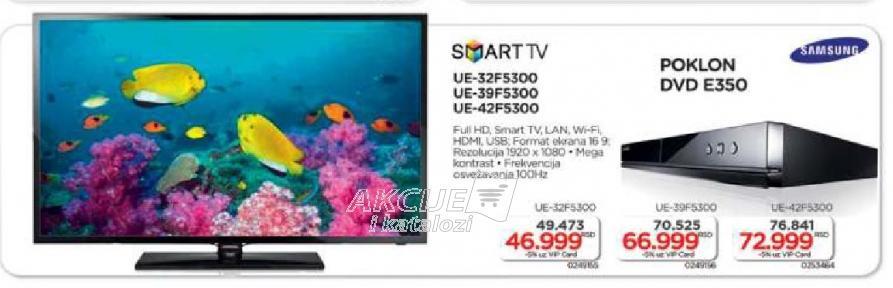 Led Tv UE-42F5300