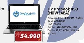 Laptop Probook 450 H0W24EA