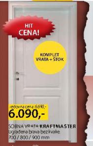 Sobna vrata, Kraftmaster