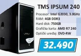 Računar Tms Ipsum 240