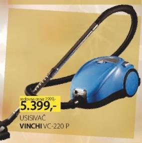 Usisivač VC220P
