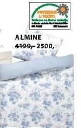 Posteljina Almine