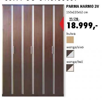 Ormar Parma Harmo 3V