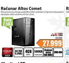 Računar Altos Comet