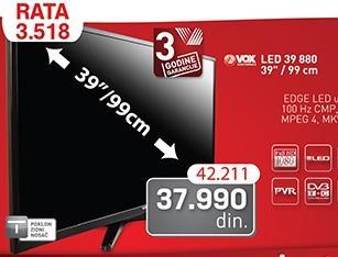 "Televizor LED 39"" 39880"