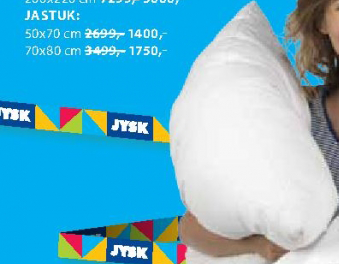 Jastuk, 50x70cm