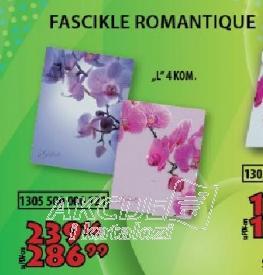 Fascikle ROMANTIQUE