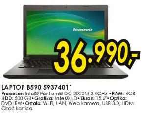 Laptop B590 59374011