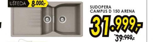 Sudopera CAMPUS D 150 Arena